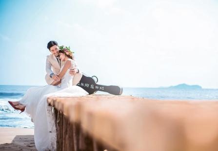 山东青岛婚纱摄影前十名拍婚纱照团购哪家好多少钱
