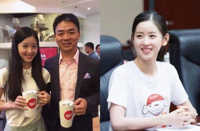 京东集团CEO刘强东和妻子章泽天去年参加了联合国公益项目在重庆