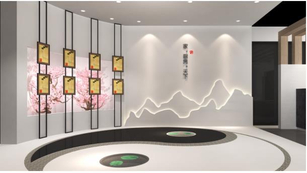带你走进柏厨上海展厅 读懂新中式