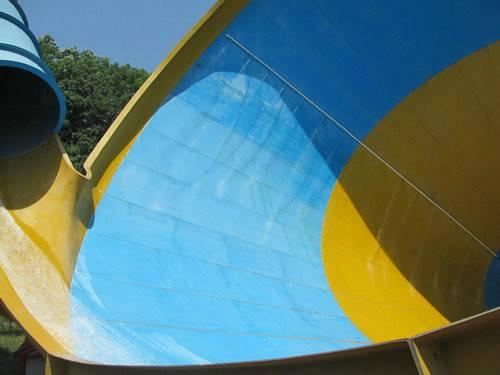 尧山亚龙湾水世界 新起点 新体验