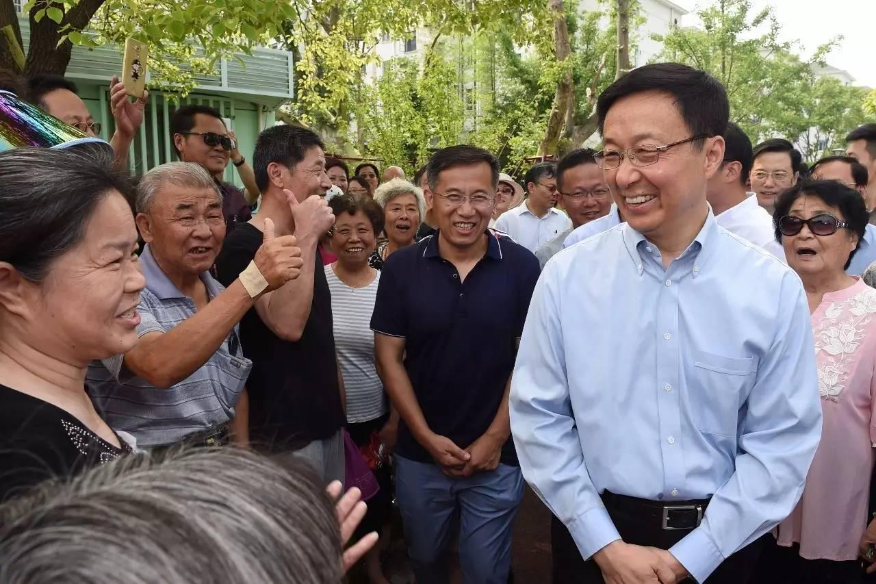 韩正:对破坏历史建筑的行为绝不姑息!