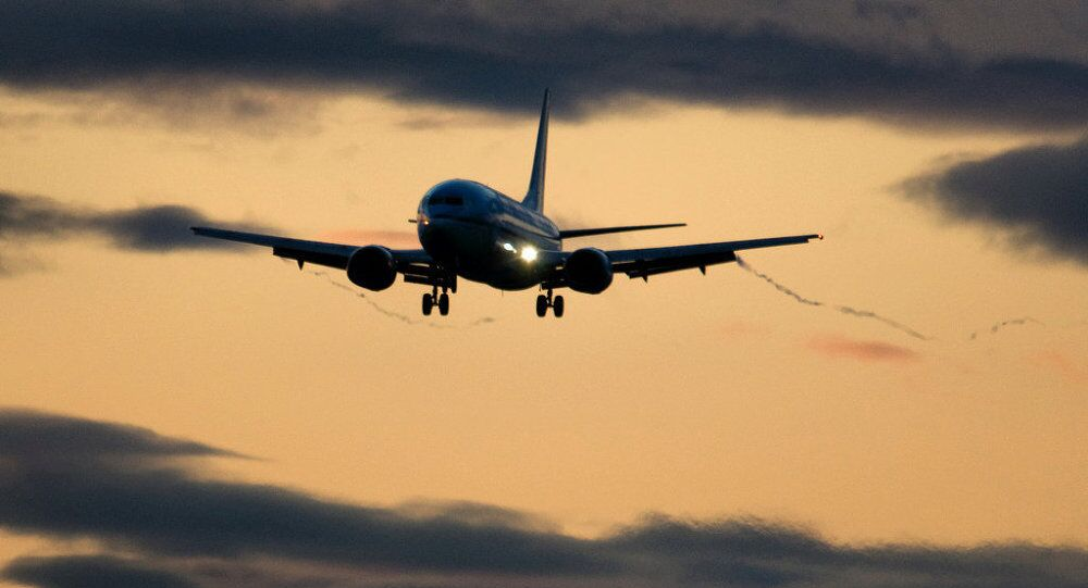 俄媒:韩国一架波音737客机驾驶舱起烟降落日本