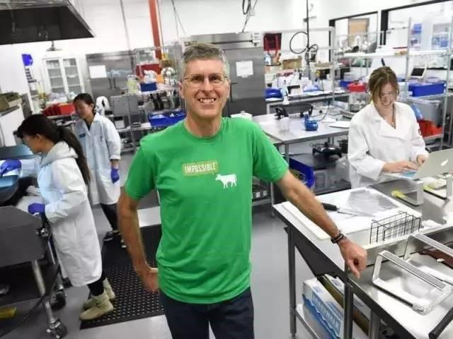 素食主义大行其道,科技大佬为何热衷人造肉领域?