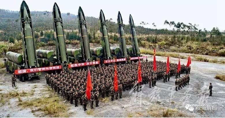 80后破格当选火箭军导弹专家,啥来头?(组图)