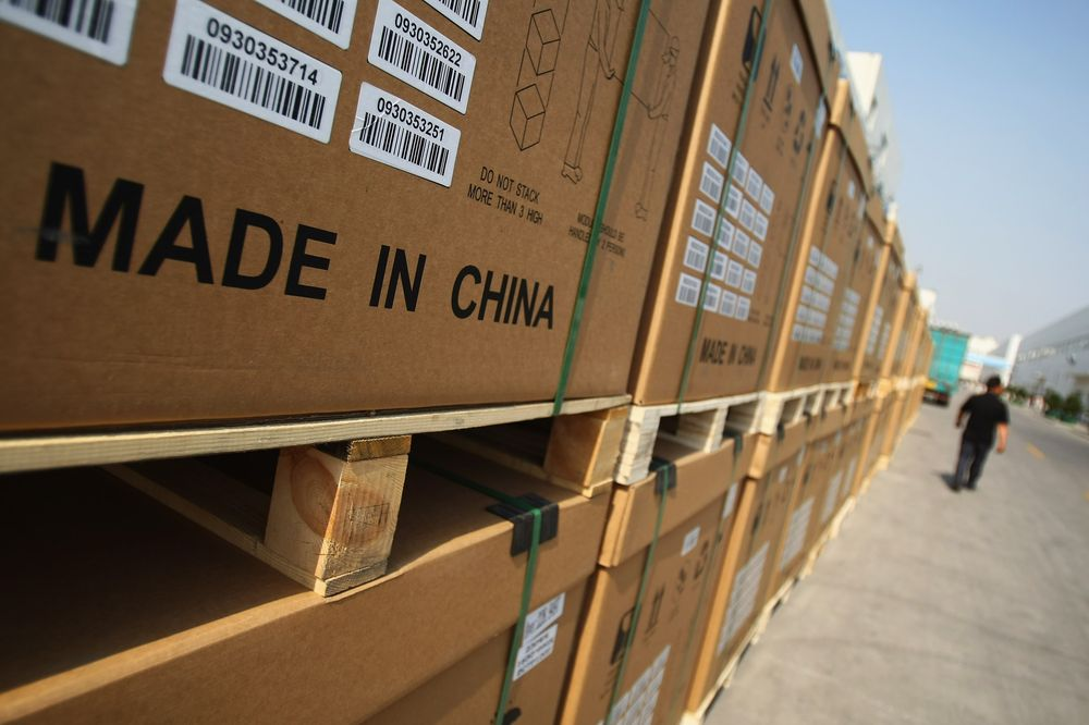 """美媒:中国科技不再""""山寨"""" 世界都在""""剽窃""""中国"""