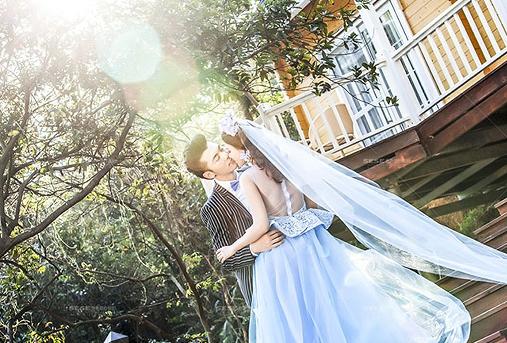 青岛婚纱照取景地去哪拍?山东婚纱摄影前十名哪家好排名