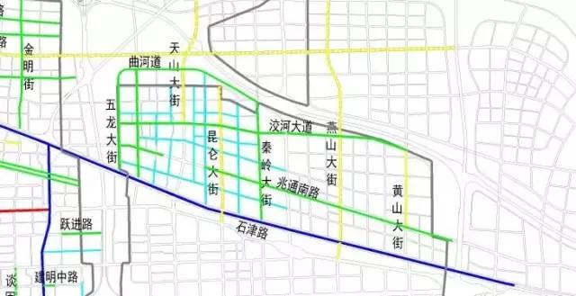 大好事儿 石家庄5年规划修建100条路