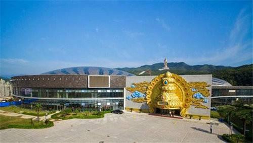 亚洲最大室内温泉乐园——尧山福泉,引爆全省!