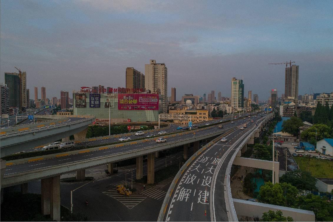 7月武汉楼市供应锐减,三环外楼盘成交占六成以上