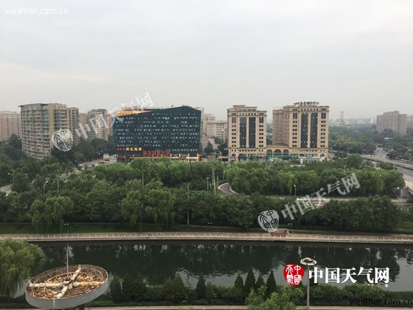 北京今天凉爽宜人 明起炎热回归气温升至30℃以上