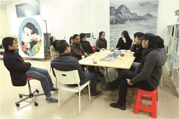 伍仙桥艺术家工作室