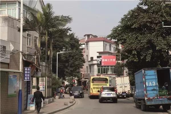 广州小洲艺术家村