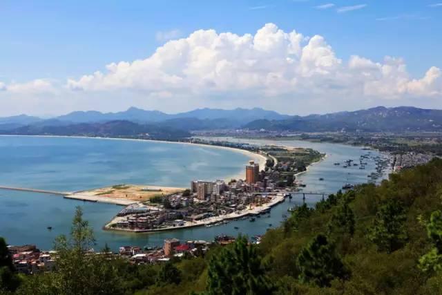 汕头大海风景图片