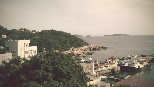 极致之旅  珠海外伶仃岛 岛中央主峰伶仃峰高311.