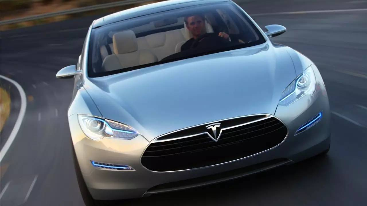 新能源汽车的照片 -7
