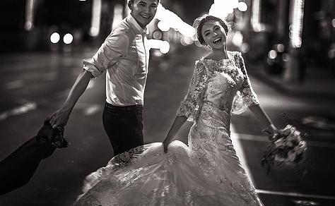 北京上海青岛婚纱摄影排名哪家好图片