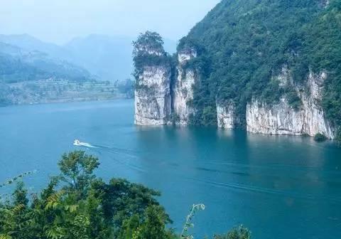 沿河土家族自治县乌江山峡水利风景区