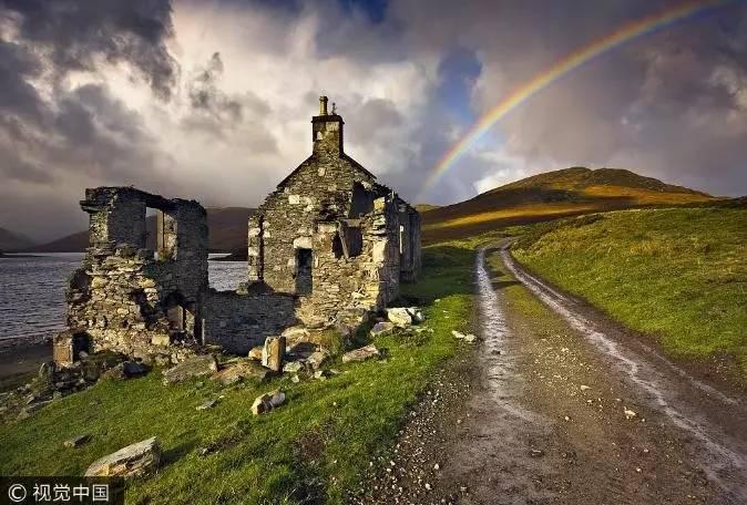 爱丁堡:重返《哈利·波特》诞生地 感受苏格兰