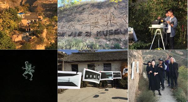 石节子美术馆计划(图片由艺术家易雨潇提供)