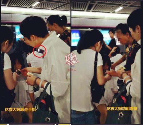 武汉女大学生地铁晕倒竟有人趁乱将其手机偷走真够贼的