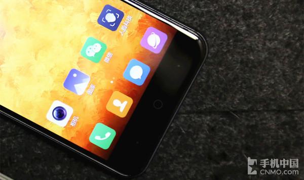 GOME S1下方为传统的Android三大金刚键