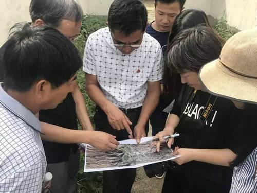 河南农大风景园林规划设计院一行到汝阳县实地考察座谈编制乡村旅游
