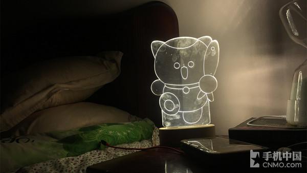 GOME S1室内暗光环境下拍摄