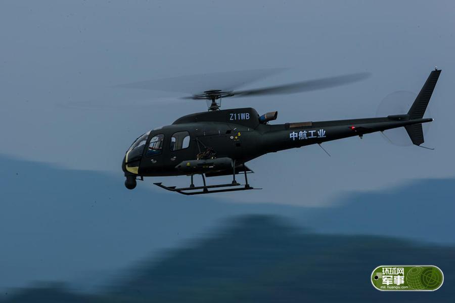 中国突破直升机旋翼技术 法国人来帮忙被说NO