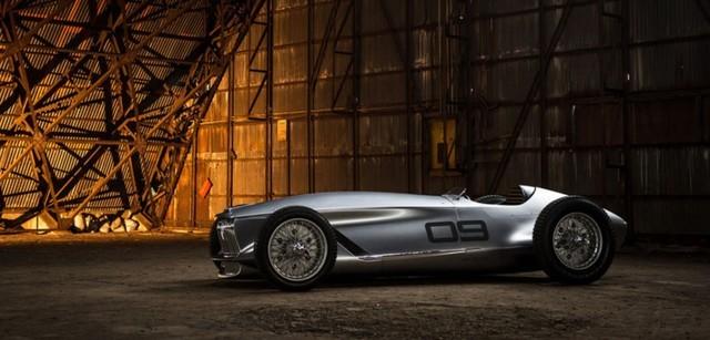 基于复古赛车打造英菲尼迪电动车明年亮相