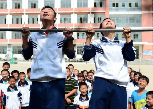 杭州一中学校运会纪录40年没破 百米纪录保持10来年