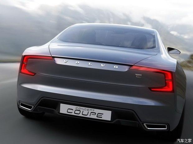 沃尔沃(进口) 沃尔沃Coupe 2013款Concept