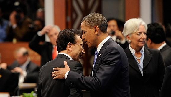 韩国延长卸任总统保护期至20年?奥巴马优越感来了