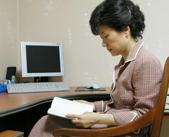 朴槿惠狱中读《德川家康》 政界推测:她必定复出