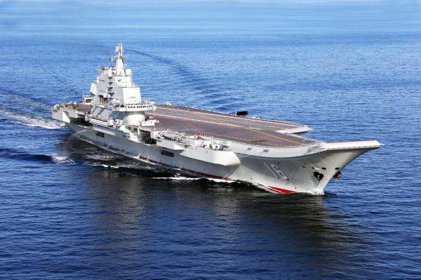 港媒称中国海军迎来外交新时代 将成全球海上强国