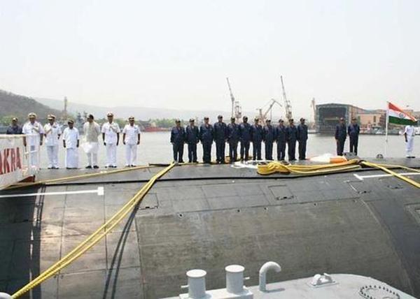 印度第二艘国产核潜艇下水在即 火力比首艘提高1倍