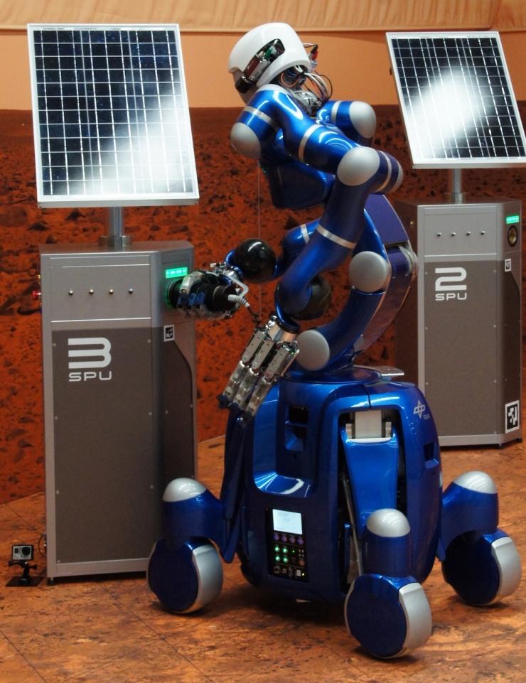 国际太空站实验:机器人深入火星环境,带你实现宇宙探索