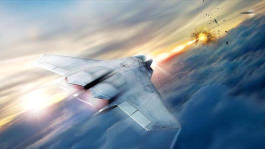 导弹--美媒:洛马公司研制机载激光炮 计划2021年完成