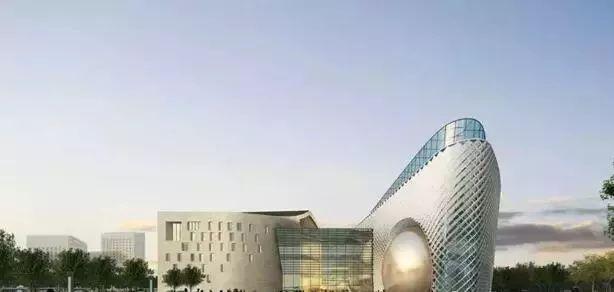 建成后将成为展示江西历史文化的地标建筑.