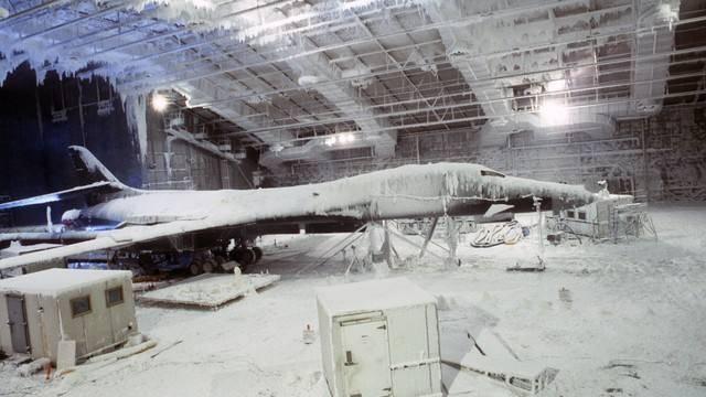 我国飞机综合气候实验室可模拟绝大多数极端天气