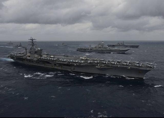 澳专家:为什么美国在亚洲不是中国的对手?(图)