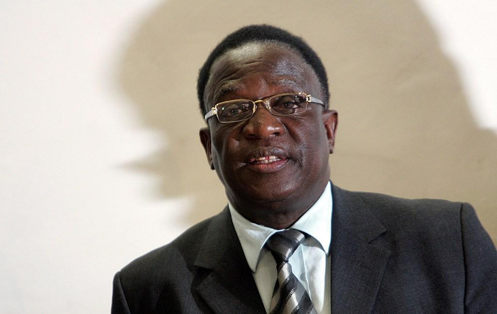 津巴布韦新任总统就职 经济发展以中国为榜样