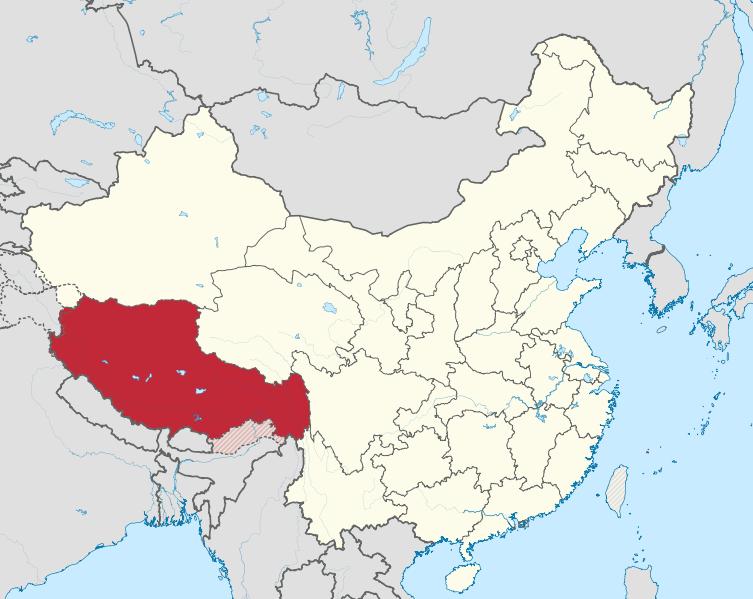 把中国地图切掉一半的美企作出修改 又少了藏南台湾