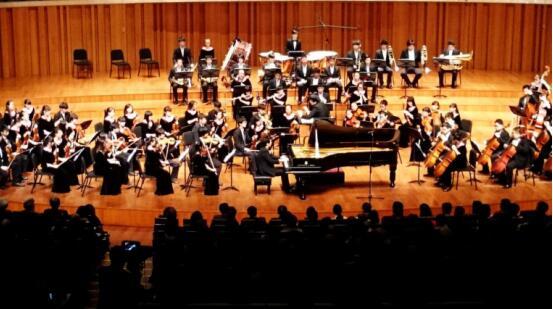 郎朗沖擊吉尼斯世界紀錄之一帶一路中國鋼琴新勢力盛典啟動儀式盛大開啟