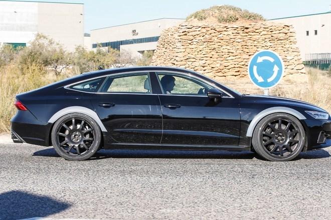 新一代奥迪RS7或搭保时捷4.0T V8引擎
