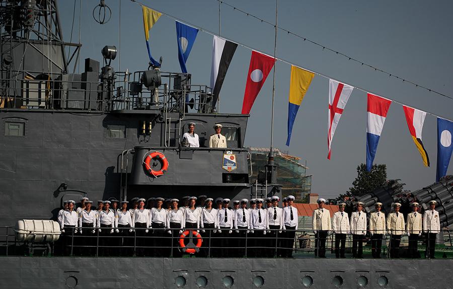 俄考虑将在红海建海军基地 与美争夺苏伊士运河