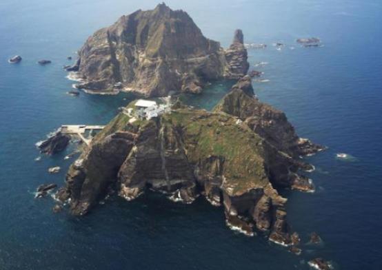 """日官员抗议韩国""""独岛""""军演:韩国要想想后果"""