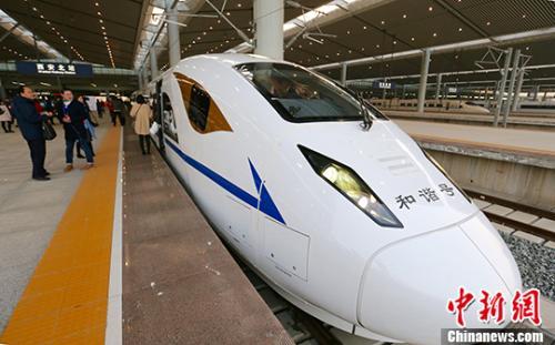 铁总:去年铁路运输总收入近7千亿 增收额创历史记录