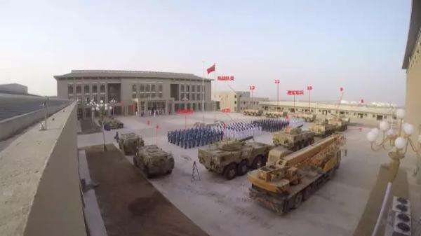"""中国将在巴基斯坦建""""第二个大型海空军事基地"""""""