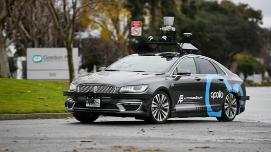 前瞻技术,百度自动驾驶,百度Apollo平台,百度打败谷歌