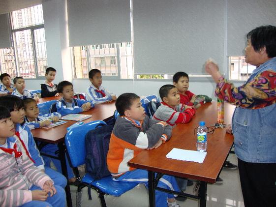 """深圳市社区""""四点半学校""""帮了家长们的大忙。(资料图片)"""